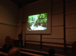 Dave Bilton injects a few holiday snaps of south European streams to illustrate his talk on water beetles.